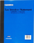 Invoice Book Carbonless